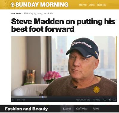 Steve Madden Crisis Communications uses Lisa Bytner PR